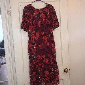 Eva by Eva Franco midi dress